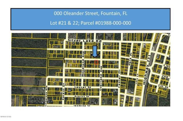 0 Oleander Street, Fountain, FL 32438 (MLS #669201) :: Scenic Sotheby's International Realty