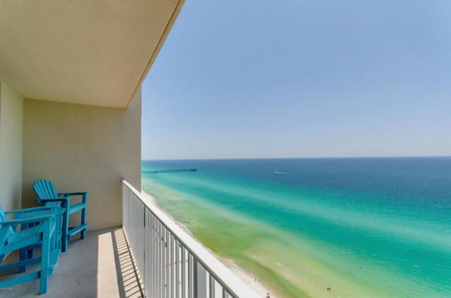 16819 Front Beach Road #2113, Panama City Beach, FL 32413 (MLS #671650) :: Counts Real Estate Group