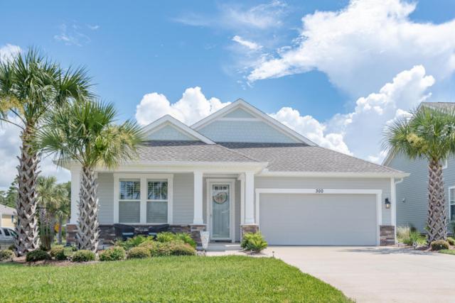 300 Blue Sage Road, Panama City Beach, FL 32413 (MLS #672718) :: ResortQuest Real Estate