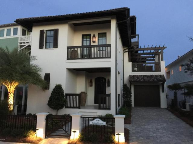 209 S Village Way, Panama City Beach, FL 32413 (MLS #675762) :: Berkshire Hathaway HomeServices Beach Properties of Florida