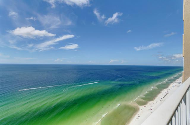 16819 Front Beach Road #2907, Panama City Beach, FL 32413 (MLS #676910) :: ResortQuest Real Estate