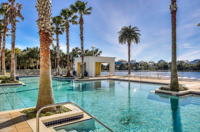 114 Carillon Market Street #414, Panama City Beach, FL 32413 (MLS #681170) :: ResortQuest Real Estate