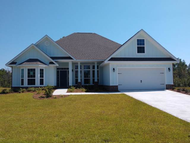 19 Fedora Drive Lot 53, Southport, FL 32409 (MLS #682373) :: Counts Real Estate Group