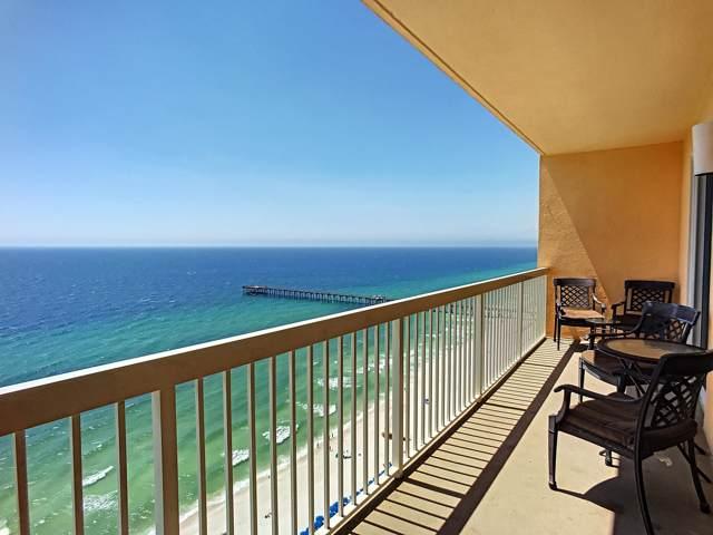 15817 Front Beach Road 1-2206, Panama City Beach, FL 32413 (MLS #682639) :: Scenic Sotheby's International Realty