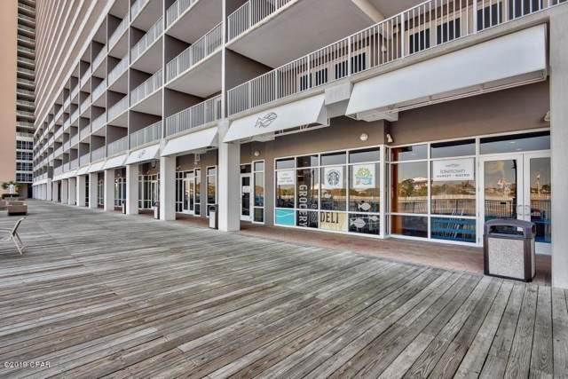 9860 S Thomas Drive #812, Panama City Beach, FL 32408 (MLS #685406) :: ResortQuest Real Estate
