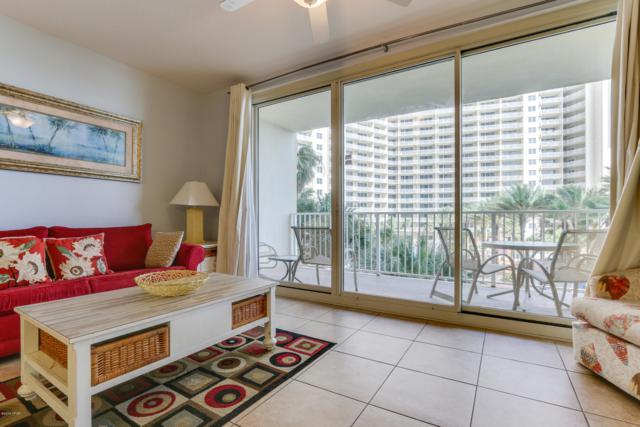 9900 Thomas Drive #309, Panama City Beach, FL 32408 (MLS #685780) :: Keller Williams Emerald Coast