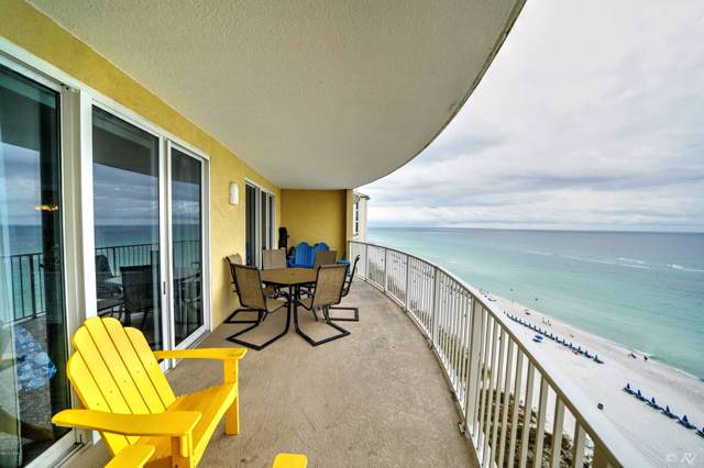 10519 Front Beach Road 1201A, Panama City Beach, FL 32407 (MLS #689030) :: Counts Real Estate Group
