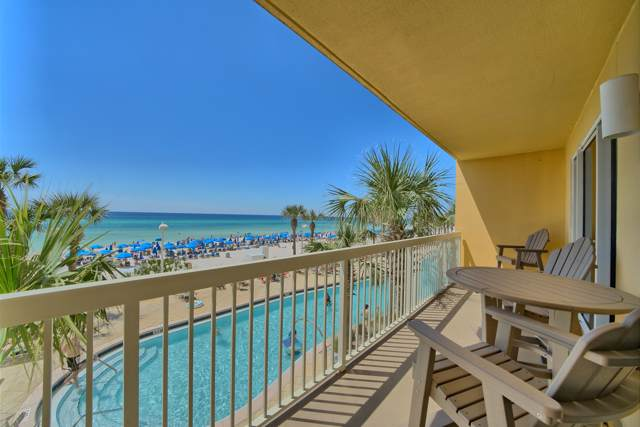 15817 Front Beach Road #202E, Panama City Beach, FL 32413 (MLS #689485) :: Counts Real Estate Group