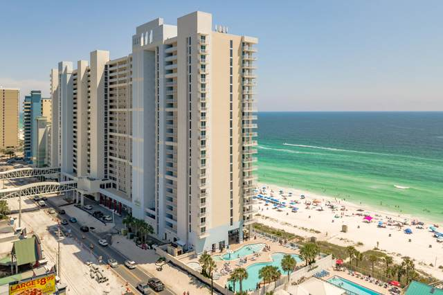 10901 Front Beach Road #2205, Panama City Beach, FL 32407 (MLS #690103) :: Counts Real Estate Group, Inc.