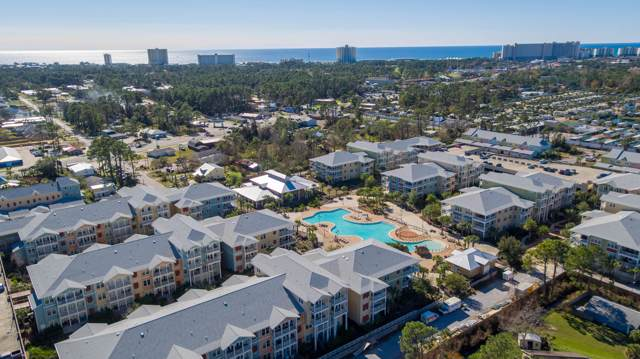 8700 Front Beach Road #1205, Panama City Beach, FL 32407 (MLS #690716) :: Counts Real Estate Group, Inc.