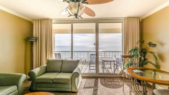 10901 Front Beach Road #214, Panama City Beach, FL 32407 (MLS #691177) :: Counts Real Estate Group, Inc.