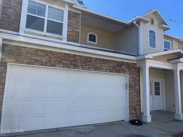 8601 Toqua Road E-2, Panama City Beach, FL 32407 (MLS #694553) :: Berkshire Hathaway HomeServices Beach Properties of Florida