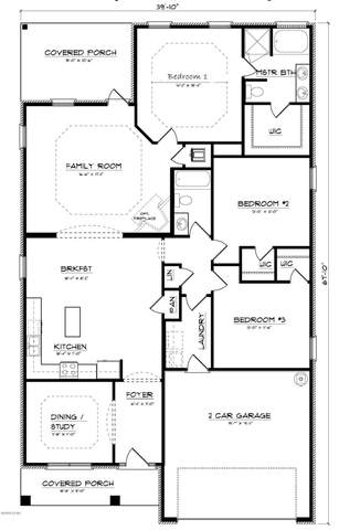 714 Cason Circle Lot 07, Panama City, FL 32405 (MLS #695248) :: Scenic Sotheby's International Realty