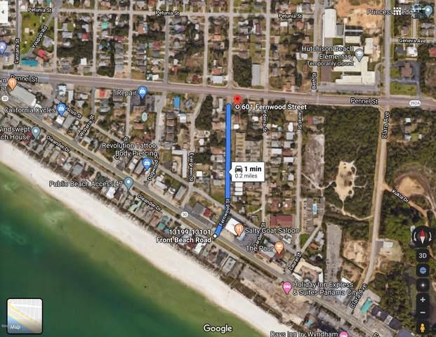 601 Fernwood Street, Panama City Beach, FL 32407 (MLS #696326) :: Counts Real Estate Group