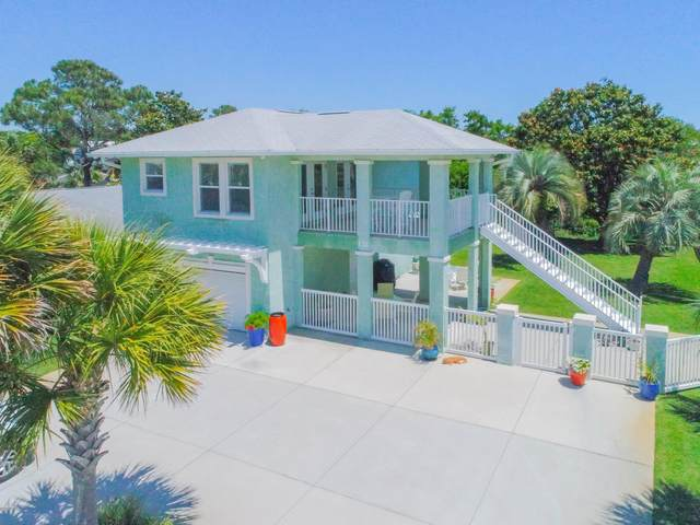 132 Belaire Drive, Panama City Beach, FL 32413 (MLS #697043) :: Anchor Realty Florida