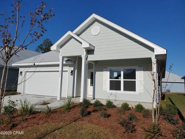 204 Villa Bay Drive Lot 64, Panama City Beach, FL 32407 (MLS #697877) :: Team Jadofsky of Keller Williams Realty Emerald Coast