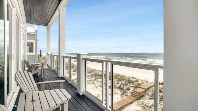 6723 Gulf Drive, Panama City Beach, FL 32408 (MLS #699637) :: Team Jadofsky of Keller Williams Realty Emerald Coast
