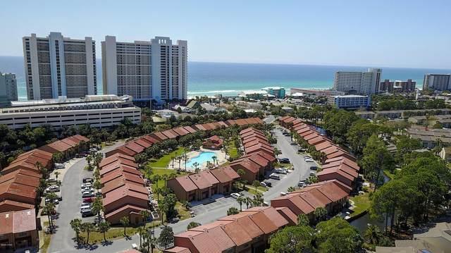 121 Gulf Highlands Boulevard #121, Panama City Beach, FL 32407 (MLS #701179) :: Anchor Realty Florida