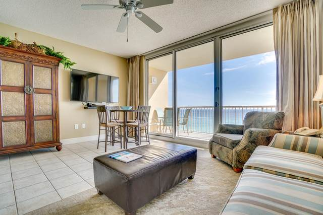 10901 Front Beach Road #711, Panama City Beach, FL 32407 (MLS #701757) :: Counts Real Estate Group
