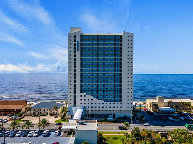 16701 Front Beach Road #406, Panama City Beach, FL 32413 (MLS #702068) :: Team Jadofsky of Keller Williams Realty Emerald Coast