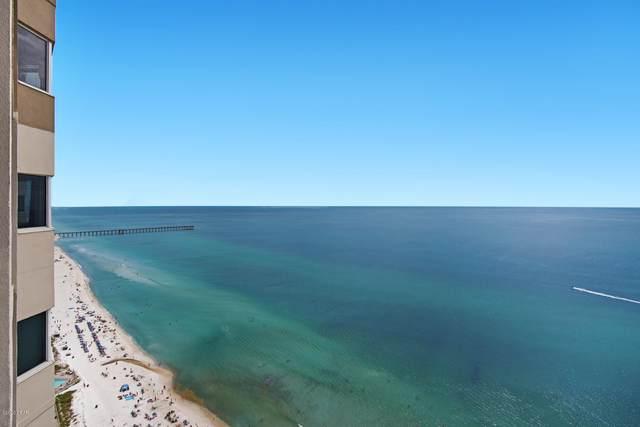 16819 Front Beach Road #2704, Panama City Beach, FL 32413 (MLS #702117) :: Team Jadofsky of Keller Williams Realty Emerald Coast