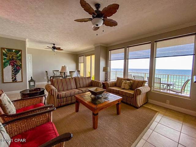 8715 Surf Drive 506B, Panama City Beach, FL 32408 (MLS #704314) :: Team Jadofsky of Keller Williams Realty Emerald Coast