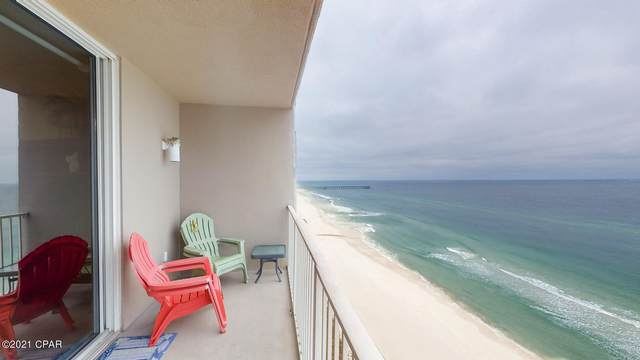 16819 Front Beach Road #1207, Panama City Beach, FL 32413 (MLS #706530) :: Beachside Luxury Realty