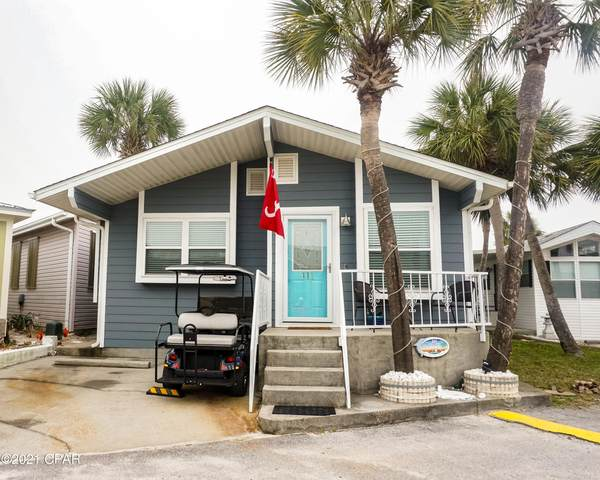 111 E Gulf, Panama City Beach, FL 32408 (MLS #708401) :: Beachside Luxury Realty
