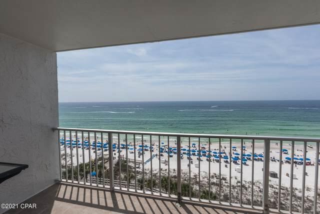 8743 Thomas Drive #910, Panama City Beach, FL 32408 (MLS #709658) :: Team Jadofsky of Keller Williams Realty Emerald Coast