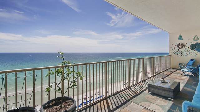 8715 Surf Drive 1203B, Panama City Beach, FL 32408 (MLS #710764) :: Vacasa Real Estate