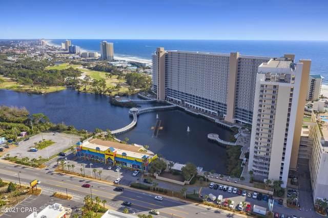 9902 S Thomas Drive #1936, Panama City Beach, FL 32408 (MLS #711075) :: Blue Swell Realty