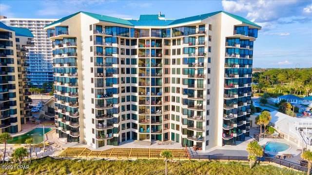 9850 S Thomas Drive 207E, Panama City Beach, FL 32408 (MLS #712726) :: The Premier Property Group