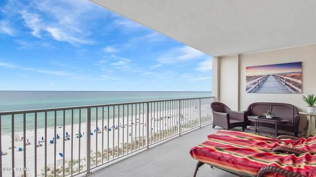 14415 Front Beach #602, Panama City Beach, FL 32413 (MLS #712962) :: Blue Swell Realty