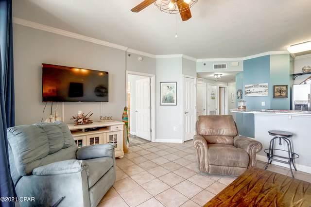 9900 S Thomas Drive #2120, Panama City Beach, FL 32408 (MLS #713005) :: Scenic Sotheby's International Realty