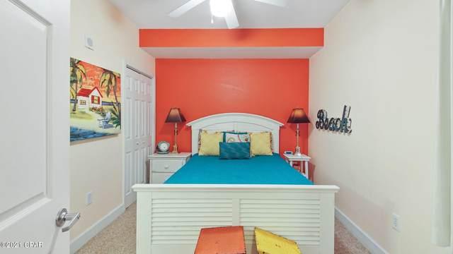 16819 Front Beach Road #214, Panama City Beach, FL 32413 (MLS #713165) :: Scenic Sotheby's International Realty