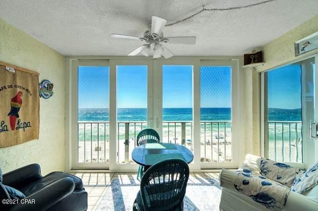 5801 Thomas Drive #522, Panama City Beach, FL 32408 (MLS #713718) :: Blue Swell Realty