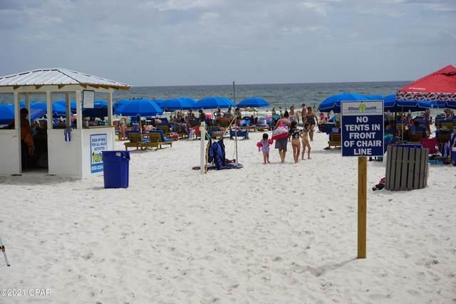 9900 S Thomas Drive #1414, Panama City Beach, FL 32408 (MLS #713973) :: Team Jadofsky of Keller Williams Realty Emerald Coast