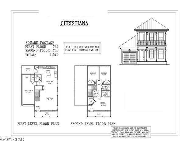 9308 N Lagoon Drive Lot 6, Panama City, FL 32408 (MLS #714054) :: Counts Real Estate Group, Inc.