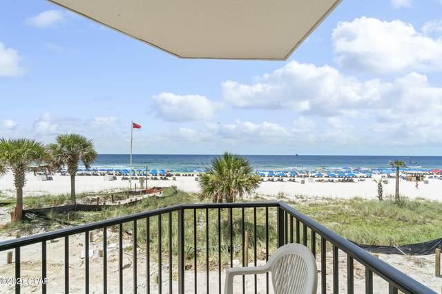 9850 S Thomas Drive 204W, Panama City Beach, FL 32408 (MLS #714337) :: Counts Real Estate Group