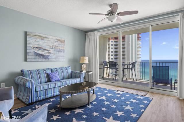 9900 S Thomas Drive #1512, Panama City Beach, FL 32408 (MLS #714506) :: Counts Real Estate on 30A