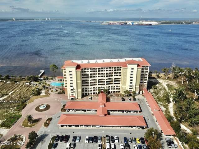 2400 Grandiflora Boulevard E404, Panama City Beach, FL 32408 (MLS #715430) :: Counts Real Estate Group