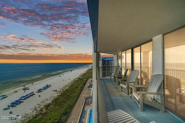 17155 Front Beach Road E801, Panama City Beach, FL 32413 (MLS #715433) :: Beachside Luxury Realty