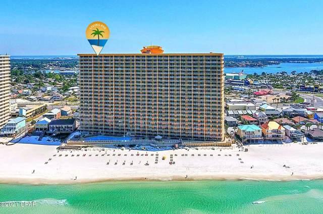 5004 Thomas Drive #2311, Panama City Beach, FL 32408 (MLS #717448) :: Berkshire Hathaway HomeServices Beach Properties of Florida
