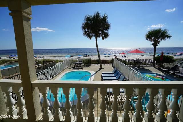8013 Surf Drive B, Panama City Beach, FL 32408 (MLS #717780) :: Counts Real Estate Group