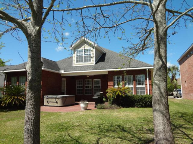 1401 Country Club Drive, Lynn Haven, FL 32444 (MLS #669580) :: Coast Properties
