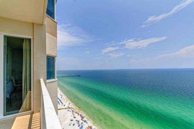 16819 Front Beach Road #2702, Panama City Beach, FL 32413 (MLS #674456) :: ResortQuest Real Estate