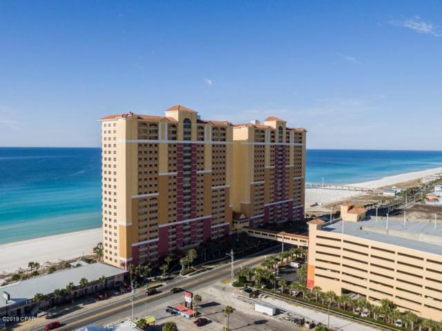 15817 Front Beach Road #707, Panama City Beach, FL 32413 (MLS #686259) :: Counts Real Estate Group