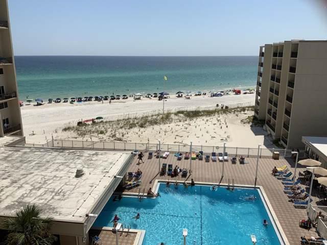 23223 Front Beach #531, Panama City Beach, FL 32413 (MLS #686515) :: Team Jadofsky of Keller Williams Realty Emerald Coast