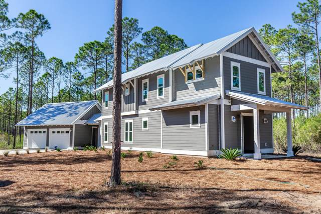 6614 Button Buck Trail Lot 41, Panama City Beach, FL 32413 (MLS #690348) :: Berkshire Hathaway HomeServices Beach Properties of Florida