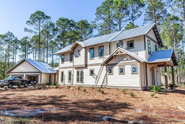 6622 Button Buck Trail Lot 42, Panama City Beach, FL 32413 (MLS #690350) :: Berkshire Hathaway HomeServices Beach Properties of Florida